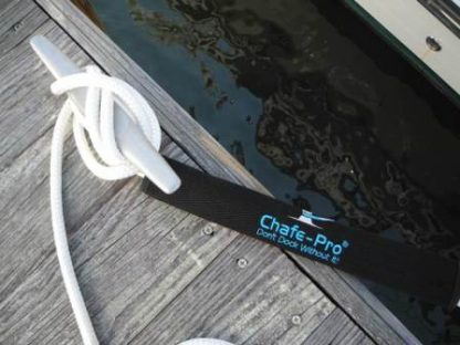 how to deter chafing at a dock